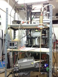 Isotope furnace